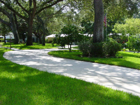 Hot Water Pressure Washing Tampa Florida